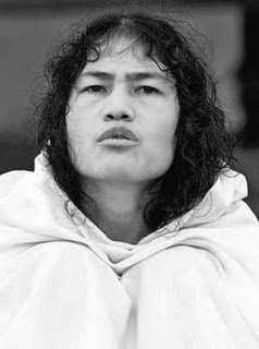 Irom Chanu Sharmila Hunger Strike